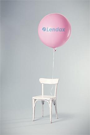 Lendax ballong